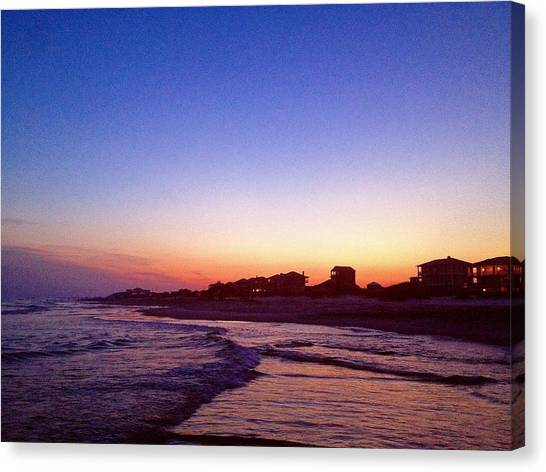 Southern Waters IIi Canvas Print