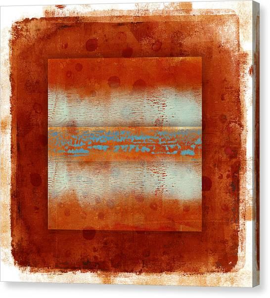 Southwest Canvas Print - Southwest Sunset 1 by Carol Leigh