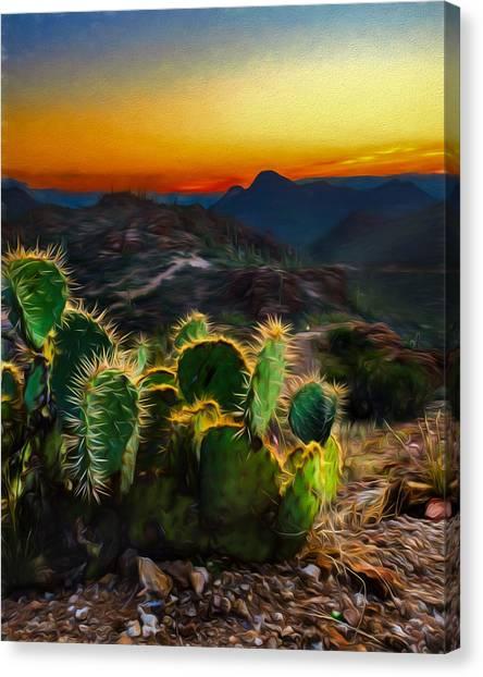 Southwestern Dream Canvas Print