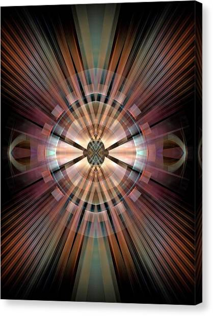 Bachelorette Canvas Print - Space-1-panel-1-left-and-rightbb by Bill Campitelle