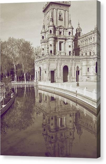 Spain 1 Canvas Print