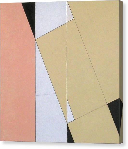 Designing Canvas Print - Spatial Relationship by George Dannatt