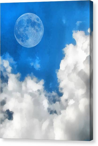 Speak To The Sky Canvas Print