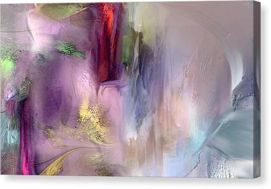 Spikemoss 5 Canvas Print