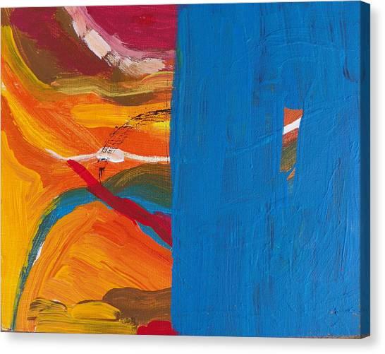 Spinal Block Canvas Print