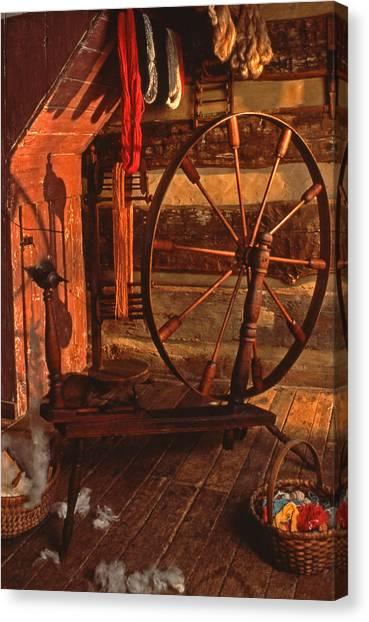 Spinning Wheel Somerset History Museum Pennsylvania by Blair Seitz
