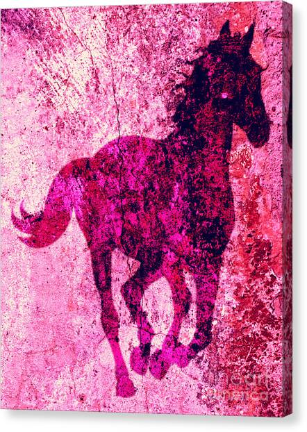 Spirit Equus  Canvas Print