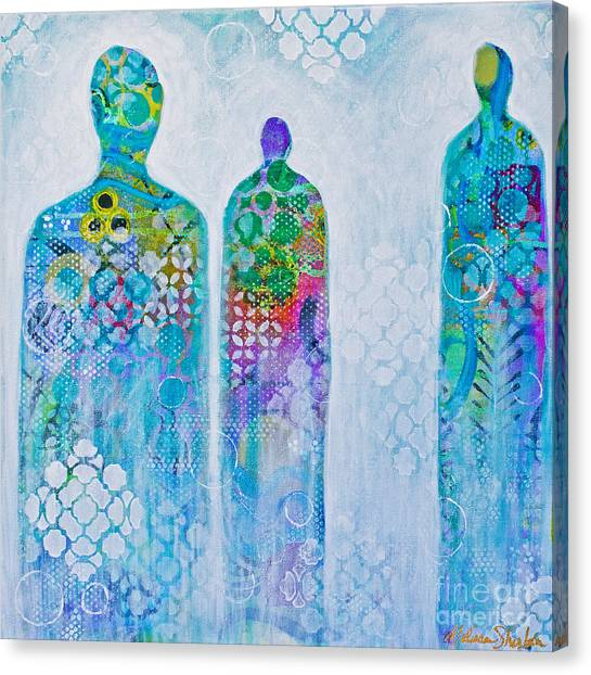 Spirit Guides 05 Canvas Print