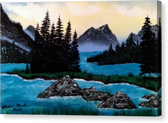 Canvas Print - Spirit Island by Michael Rucker
