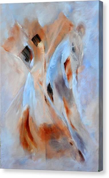 Canvas Print - Spirit Riders by Zoe Landria