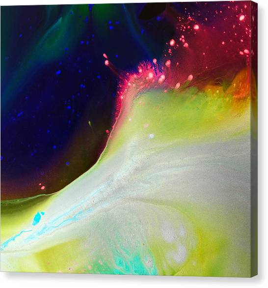 Spiritual Influx Canvas Print