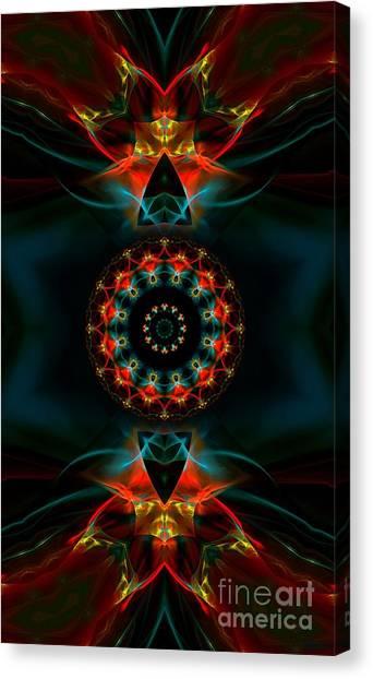 Spiritual Magic Canvas Print