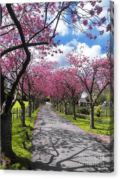 Splendour Canvas Print