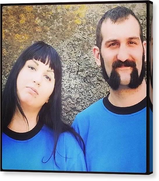 Spock Canvas Print - #spock E #mccoy - #startrek #cosplay by Daniela Barisone