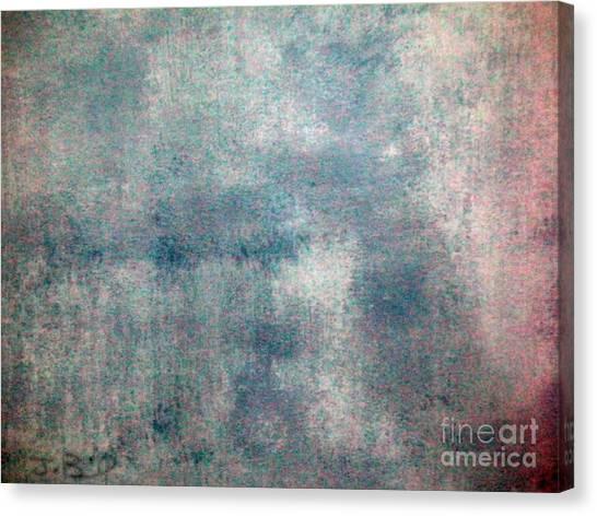 Sponged Canvas Print