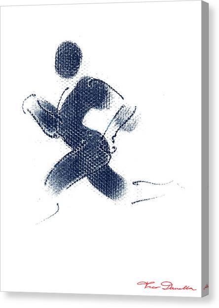 Sport A 1 Canvas Print