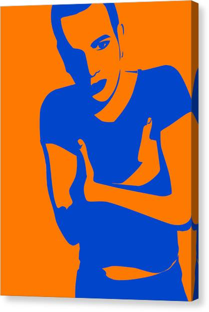 Trainspotting Canvas Print - Spotting Poster 3 by Naxart Studio