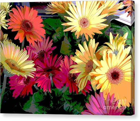 Spring 13 Canvas Print by Shirley Sparks