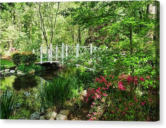 Spring Gardens Canvas Print