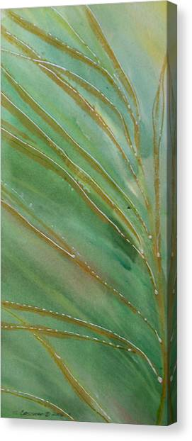 Spring Grasses Canvas Print