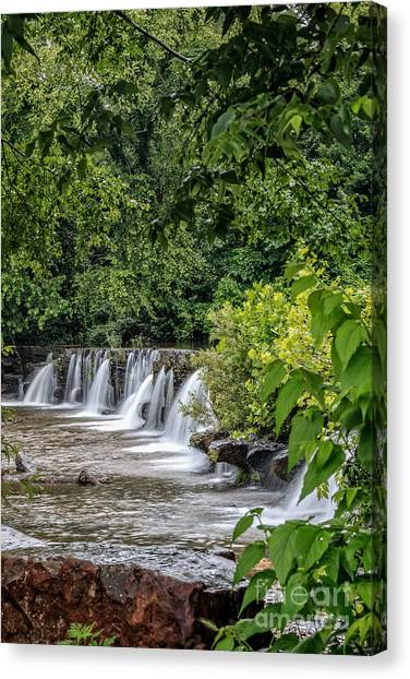 Spring In Arkansas Canvas Print