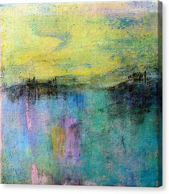 Spring Morning Canvas Print