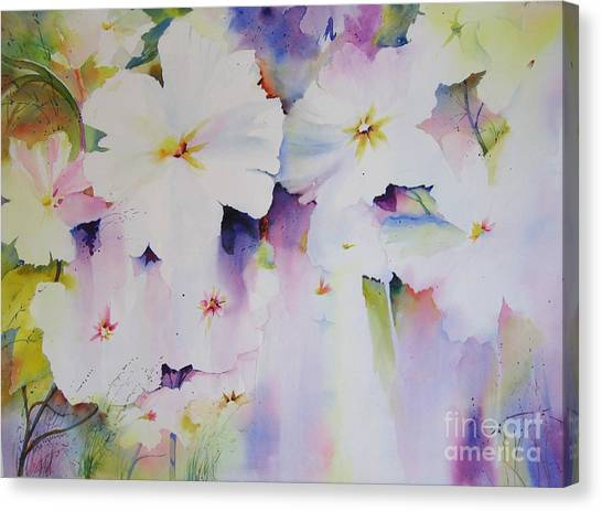 Spring Spirit Canvas Print