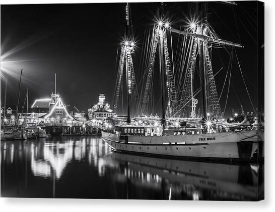 Ssv Tole Mour By Denise Dube Canvas Print