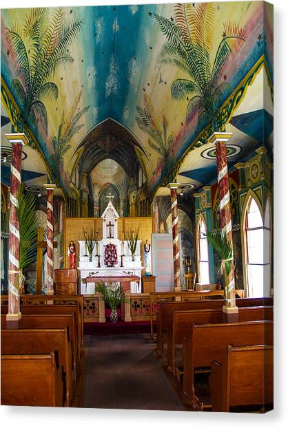 St Benedicts Canvas Print