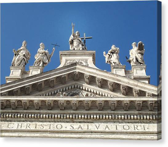 St. John Lateran Canvas Print