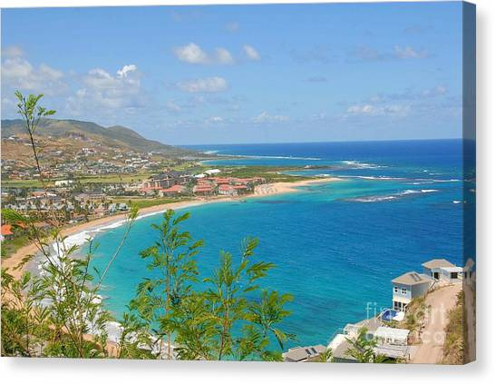 St. Kitts Canvas Print