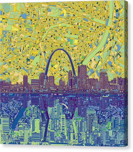Abstract Skyline Canvas Prints (Page #7 of 396) | Fine Art America