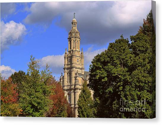 St Mary's Immaculate Conception Church Canvas Print