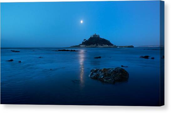 St. Michael's Mount Canvas Print
