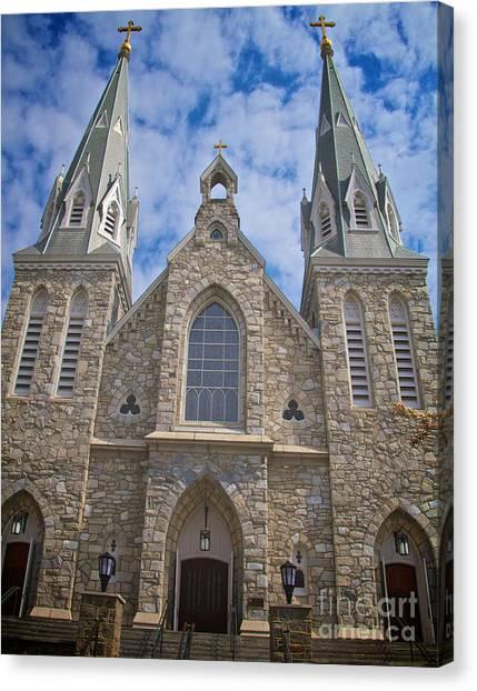 St Thomas Of Villanova Church Canvas Prints Fine Art America