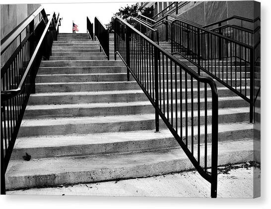Stairway To Freedom Canvas Print