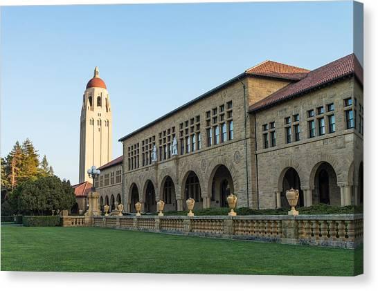 Junior College Canvas Print - Stanford University  by Priya Ghose