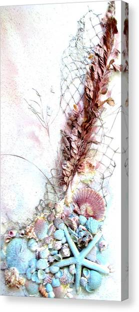 Starfish Is The Star Canvas Print