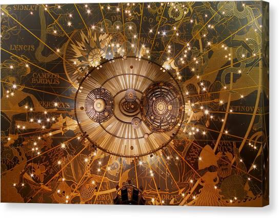 The Forum Canvas Print - Stargazing by Lori Deiter