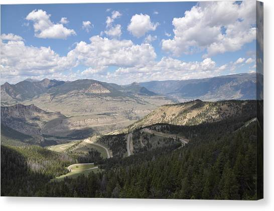 Starlight Basin Canvas Print