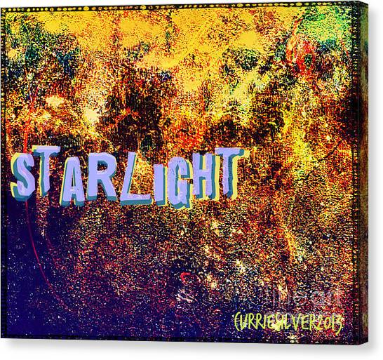 Starlight Canvas Print by Currie Silver