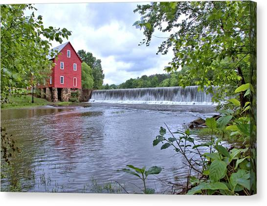 Starrs Mill Canvas Print