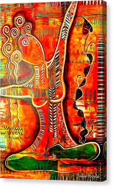 Starting Again Canvas Print