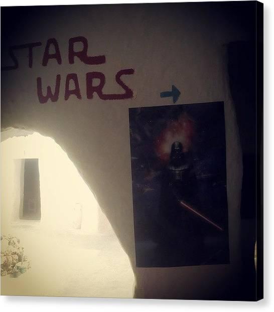 Jedi Canvas Print - #starwarsset #guerrestellariset by Danilo Nepi