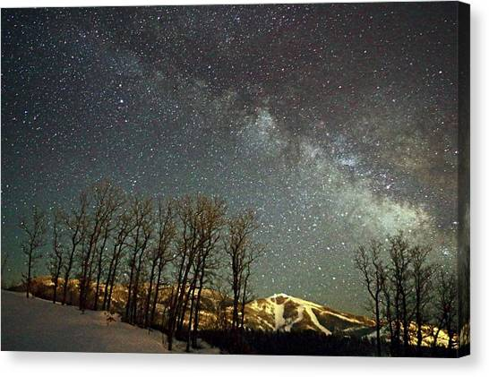 Steamboat Dreams Canvas Print