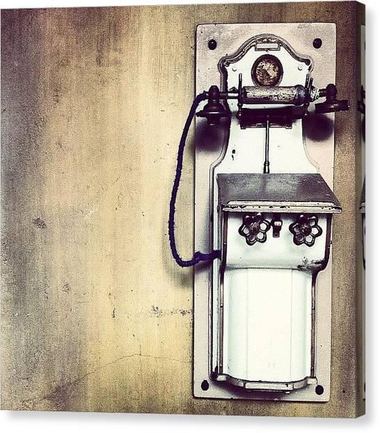 Steampunk Canvas Print - Steampunk Gypsyphone by Kevin Ohr