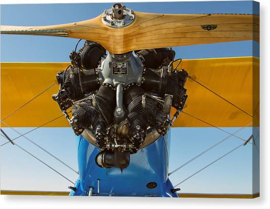 Stearman Canvas Print