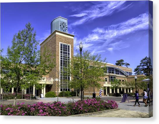 Stephen F. Austin State University Canvas Print