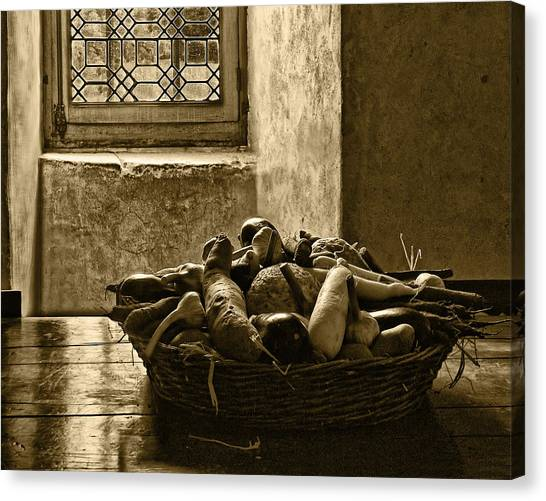 Chenonceau Castle Canvas Print - Still Life At Chenonceau by Nikolyn McDonald