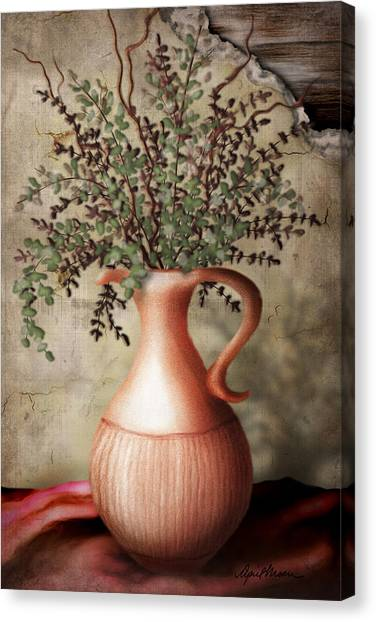 Still Life I Canvas Print